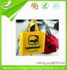 reusable foldable shopping bag,pvc shopping bag