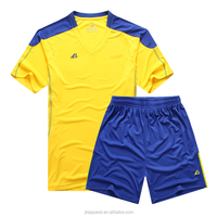 2015 top quality cheap sublimated soccer uniform, customized sportswear
