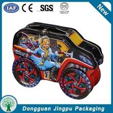 High quality car shape lunch box,kids lunch box,cartoon lunch box