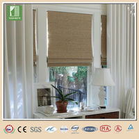 Elegant appearance ready made roman blinds curtain