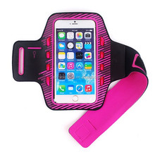 Gym Exercise phone LED sport armband for iphone 6