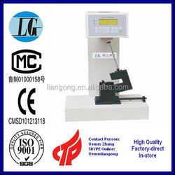 XJ-50D LCD Nonmetallic material impact testing machine