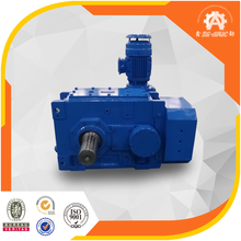 Premier china supplier B series gear box motor for concrete mixer