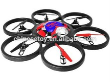 2.4Ghz 6 Axis R/C Quadcopter with HD camera, LCD Display Controller and Charger rc hobby