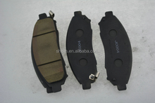 OE 41060-ZP025 parts used cars japanese break pad manufacturer in china