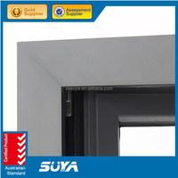 aluminium wood fire rated sliding windows residential