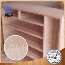 12mm/15mm/18mm pine Finger joint board for furniture/decoration