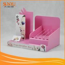 Manufactory Custom Adorable Acrylic Makeup Lipstick Holder