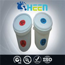 Excellent High And Low Temperature Resistance COB Pouring Sealant For Thermal Dissipation