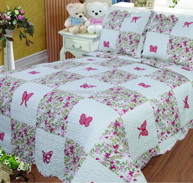 barato flor patchwork colcha de retalhos