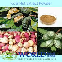 Free Sample Colanut Seed Extract/Kola Nut Extract/Colanut Extract Powder