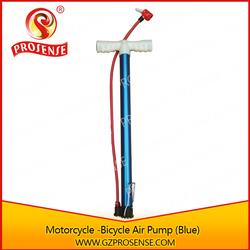 Motorcycle /Bicycle Air Pump (Blue)