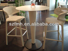 Fumeihua outdoor high top bar tables