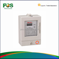 Cheap 60A Single Phase Prepaid Electricity Meter