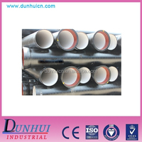 Ductile iron pipes pricing / rate dimension dn80-dn1200