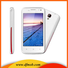 2015 Super Cheap 4.0 INCH Touch Screen MTK6572 Dual Core Dual SIM WIFI 3G Android 4.4 Cellular Phone M01