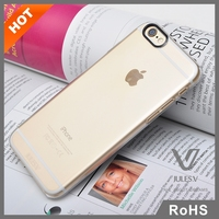 Ultra Thin Transparent Crystal Clear Hard TPU Case Cover for iphone 6
