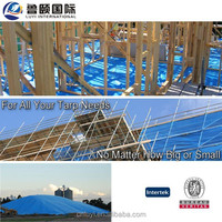 heavy duty equipment construction protection covers tarpaulin fabric