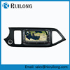 """RL 8"""" Dashboard Placement Touch Screen Android 4.4 Car DVD for KIA PICANTO 2014 with GPS Navigation"""