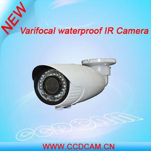 Высокая чувствительность CCD варифокальным водонепроницаемая камера ик видеонаблюдения 1/3