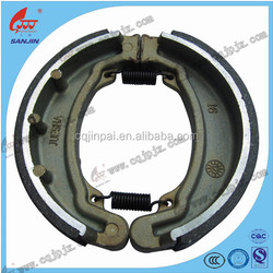 Chinese Factory Motorcycle cg125 brake shoe, OEM Provided