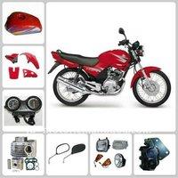 Repuestos Para Todas Las Motocicletas Modelo YBR125 ED