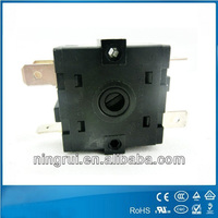 rotary switch timer,rotary limit switches with ROHS and REACH approvals