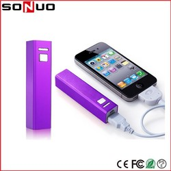 Emergency mobile phone power pack with CE FCC RoHS