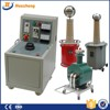 AC DC Oil / Dry / Inflatable High Voltage Testing Transformer