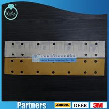 70*425mm 3M 236u abrasives sandpaper velcro belt band MANUFACTURER
