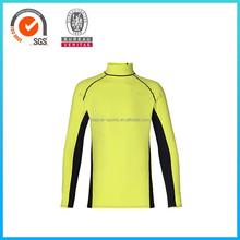 High Quality Long Sleeve T Shirt Custom Printed Rash Guard