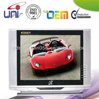"""New CRT Tube 14"""" Normal Flat CRT COLOR TV Made in China"""