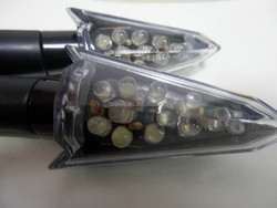 high quality 12V Led turn signal light for motorcycle