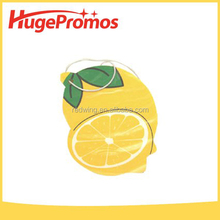 Promotional Customized Shaped Hanging Paper Air Freshener