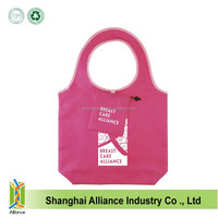 Reusable Folding sell Top Fashion Travel Bags Grocery Shopping Tote Bag