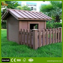 decorative dog fence use as outdoor dog fence with eco composite decking boards keep dog safe and healthy