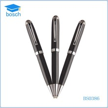 Hot sale Very cheap metal ball pen with logo metal retractable pens