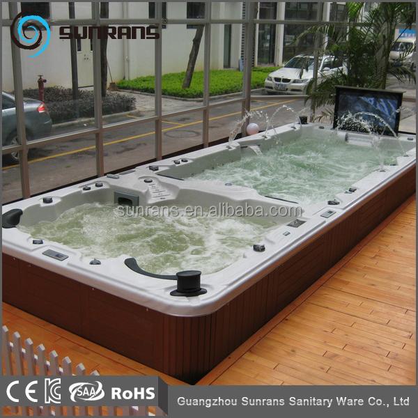 Balboa Control System Swimming Pool Chromotherapy Led Light Spa De Nage Sr850 Buy Spa De Nage
