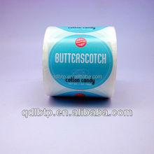 direct manufacturer high quality custom logo sticker