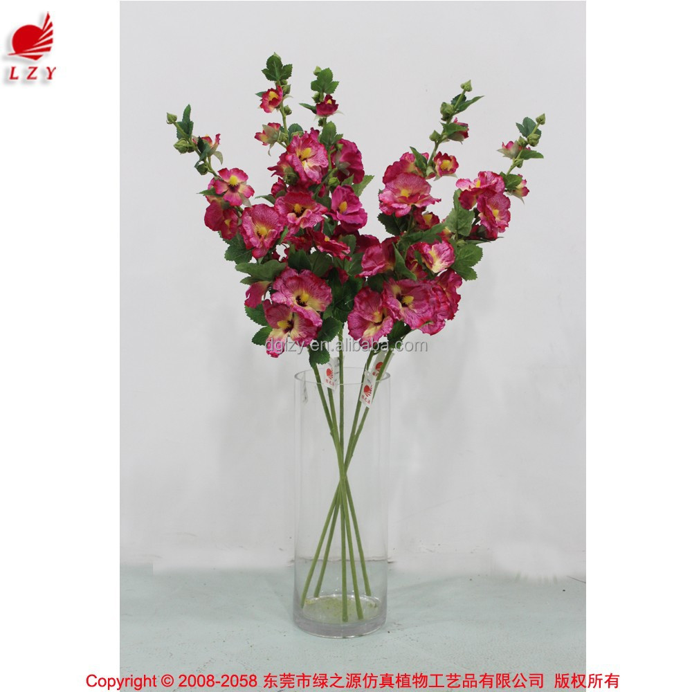 Real touch artificial flower home decoration artificial for Artificial flower decoration for home