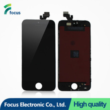 Repair parts for iphone 5 lcd screen with high quality