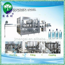 Full automatic bottled water equipments/bottled water production line/bottle water packaging plant