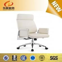 modern furniture leather swivel office massage leisure chair footrest