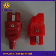 IEC C14 to IEC15 High temperature connector plug power cords