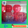 1.2m-1.5m small pvc inflatable ball, body inflation ball suit