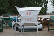 bale opener for PET plastic recycling