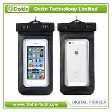 Universal Mobile Phone PVC Waterproof Dry Bag Case with IPX8 Certificate for iPhone
