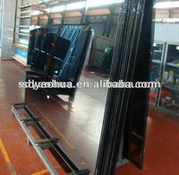 different color soft coating low-e double glazing glass(Alibaba Supplier Assessment&Onsite checked factory) (CE, AS/NZS2208)