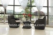Hot Sell Furniture Outdoor small porch rattan set