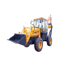 Reasonable Price Tractor with Front End Loader and Backhoe for Sale